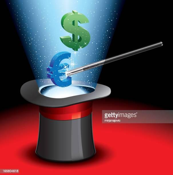 The magic of money