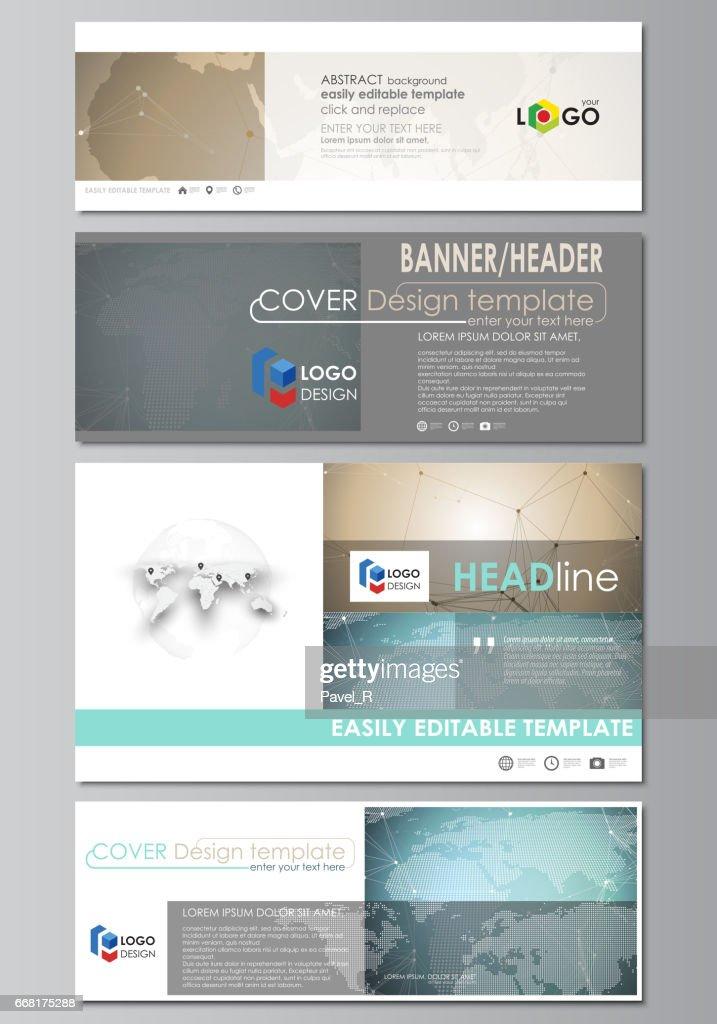 The minimalistic vector illustration of the editable layout of the minimalistic vector illustration of the editable layout of social media email headers banner altavistaventures Images