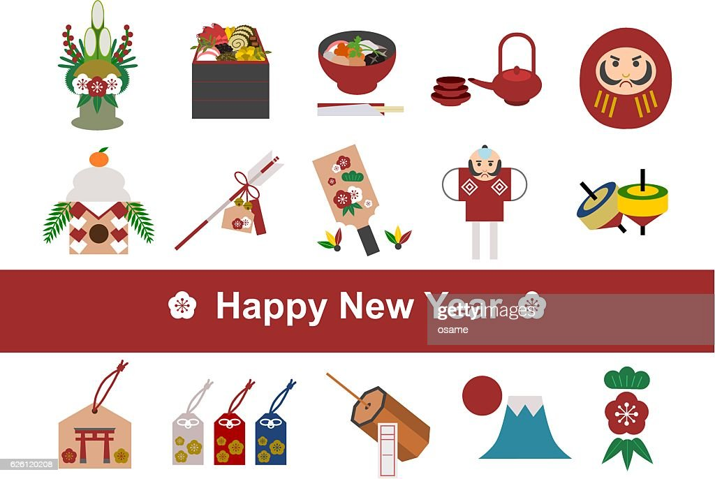 The New Year and Japanese culture