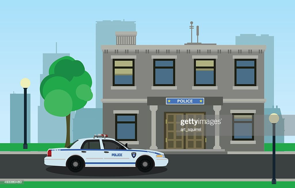 Police station clipart  Free police station Images, Pictures, and Royalty-Free Stock ...