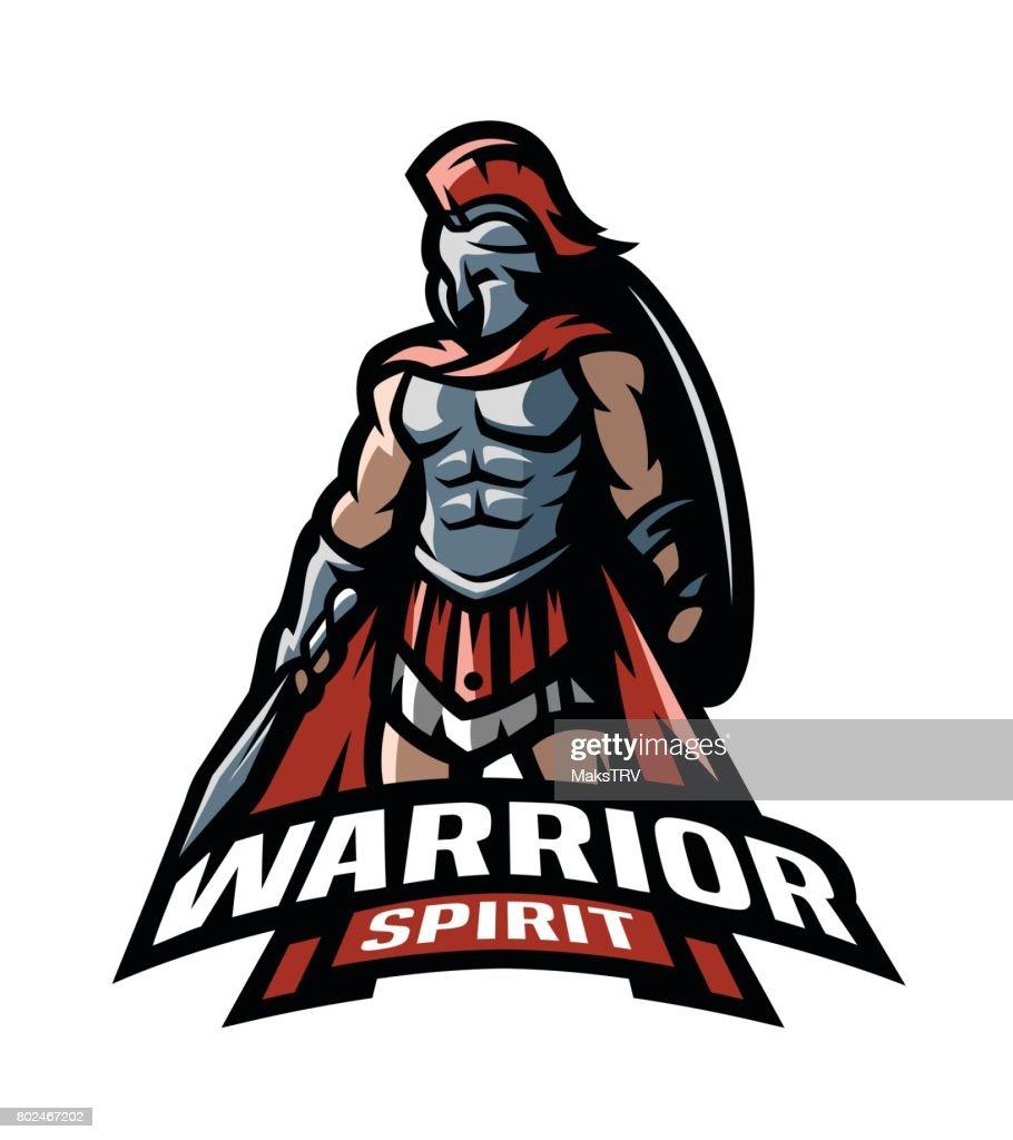 The Roman Warrior.