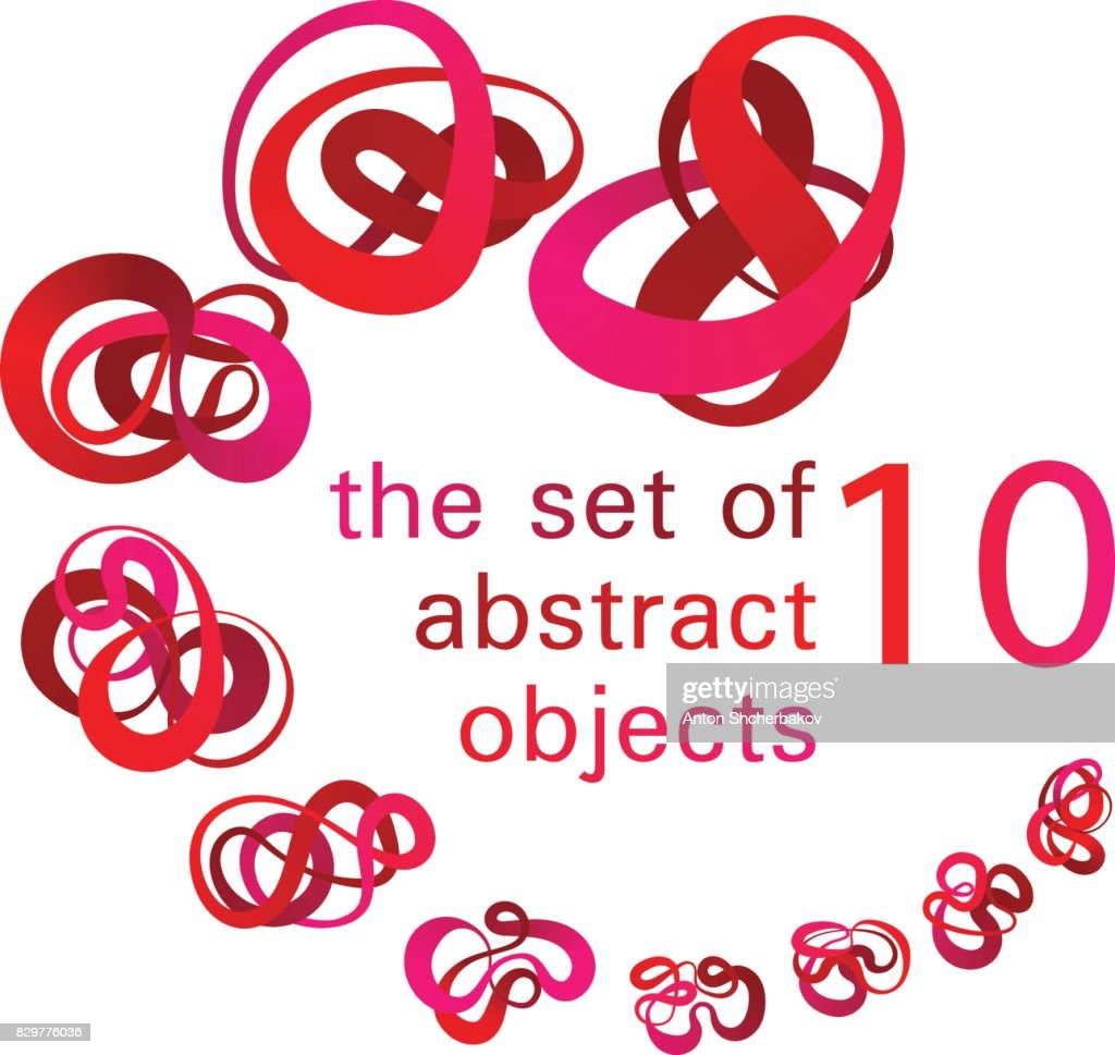 the set of infinity abstract objects