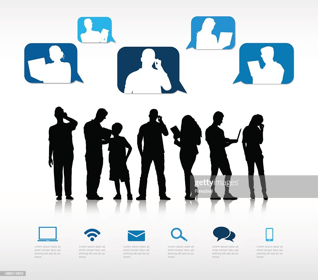 The Social Communications