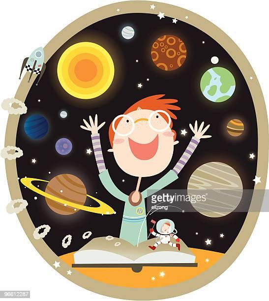 the solar system - solar system stock illustrations