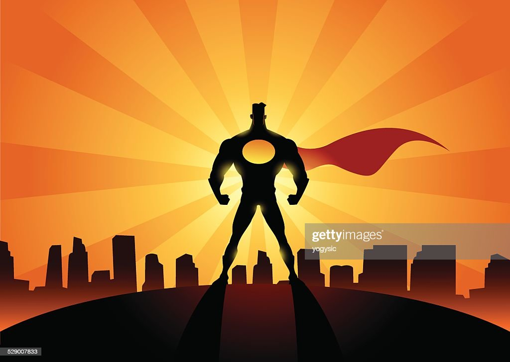 The Superhero of Our City