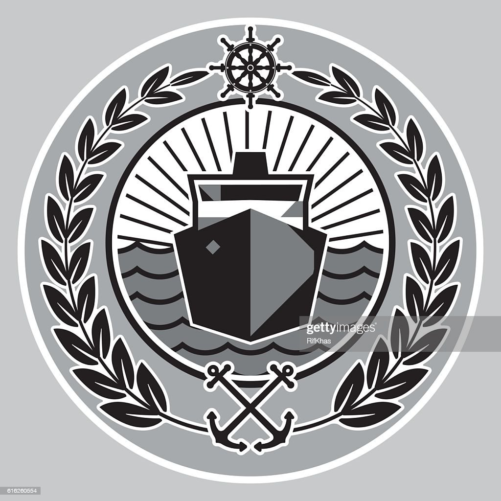 The symbol dedicated to navigation. : Vector Art
