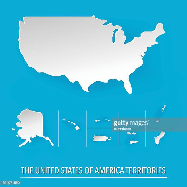 The United States of America territories