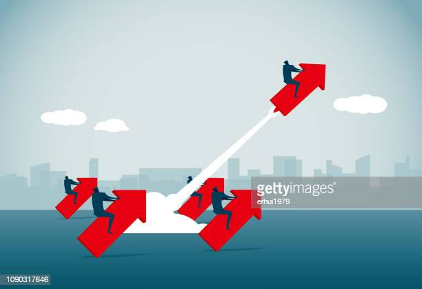 the way forward - growth stock illustrations