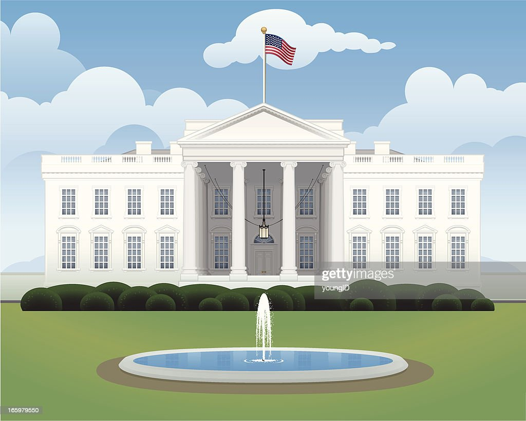 white house washington dc stock illustrations and cartoons rh gettyimages com
