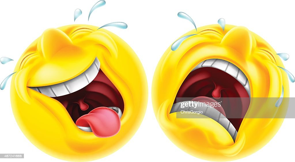 Theatre comedy tragedy emoji