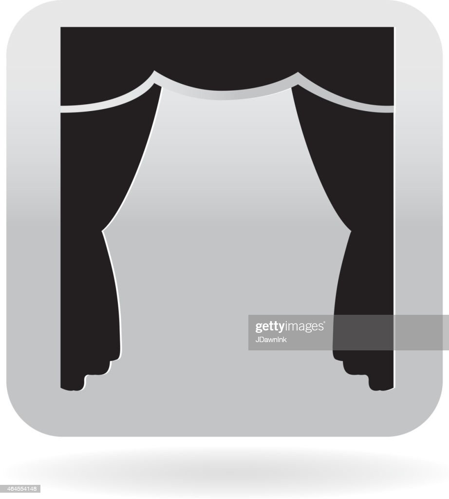 Symbol for theatre images symbol and sign ideas theatre curtain icon vector art getty images theatre curtain icon vector art buycottarizona biocorpaavc