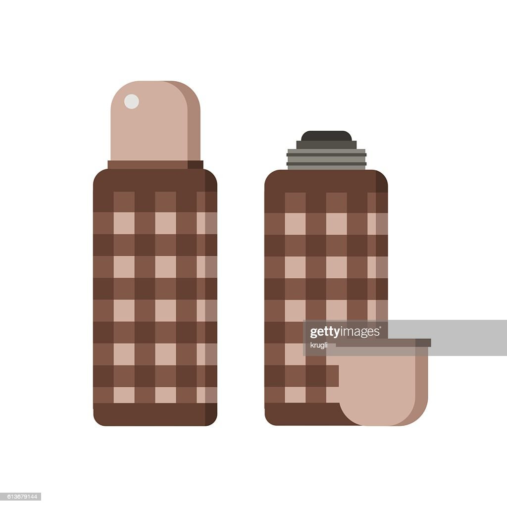 Thermos Flask Icons