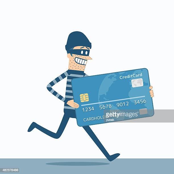 thief - thief stock illustrations