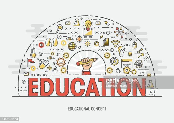 Thin Concept - Education