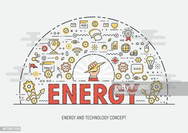 Thin Concept - Energy