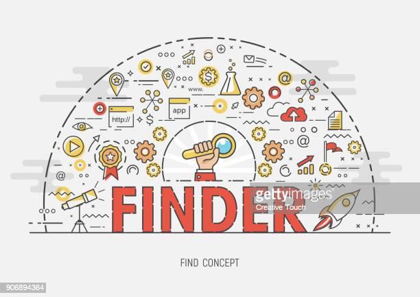 Thin Concept - Finder