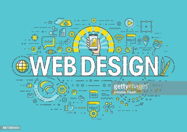 Thin Concept - Web Design