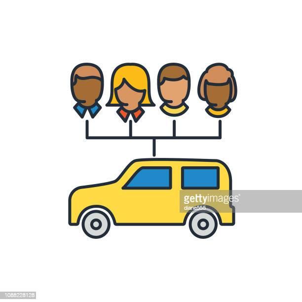 60 Top Car Sharing Stock Illustrations Clip Art Cartoons Icons