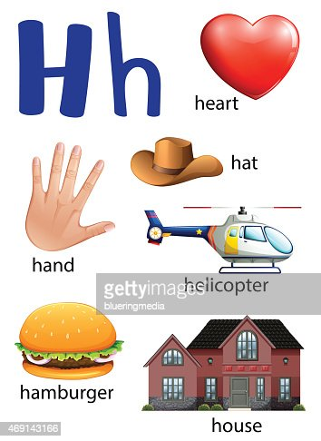 5 letter words starting with que things that start with the letter h vector thinkstock 16377