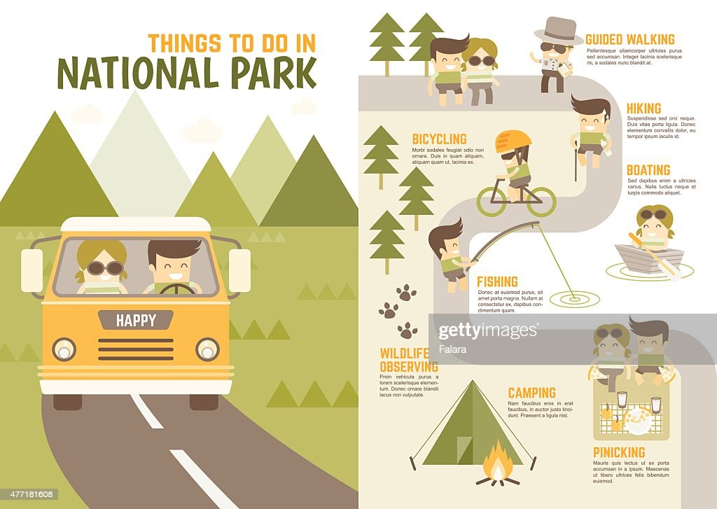 things you enjoy in national park