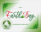 Think green, Earth day celebration