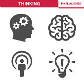 Thinking Icons
