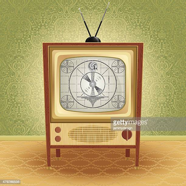 this is a test - television aerial stock illustrations, clip art, cartoons, & icons