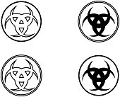 three crescent
