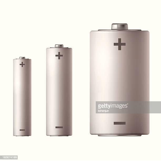 バッテリ - 電源点のイラスト素材/クリップアート素材/マンガ素材/アイコン素材