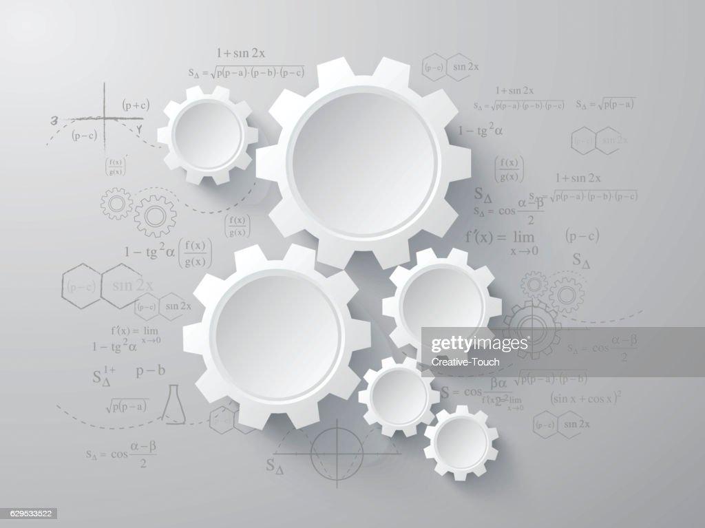 Three dimensional gears