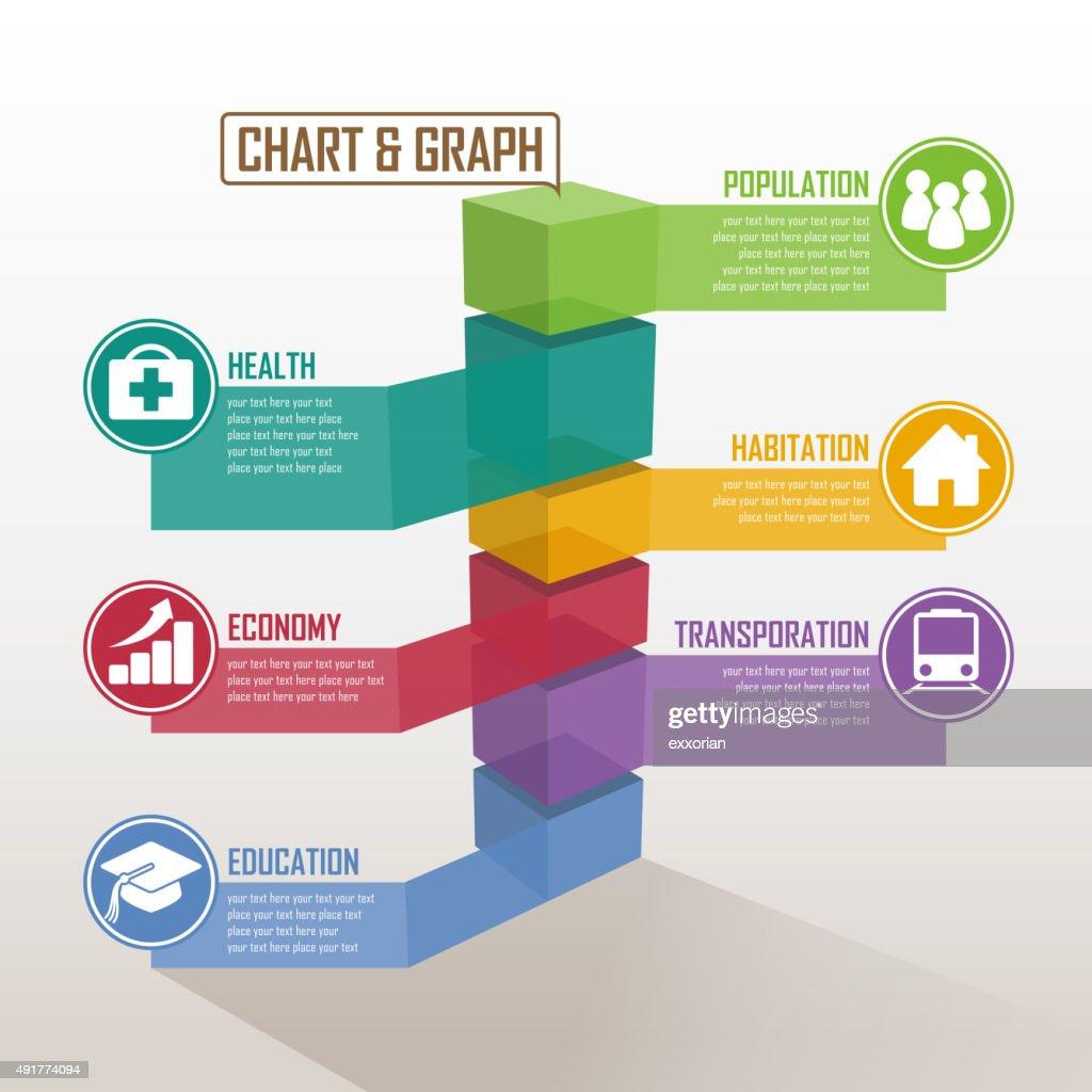 Tridimensional gráfico : Ilustração