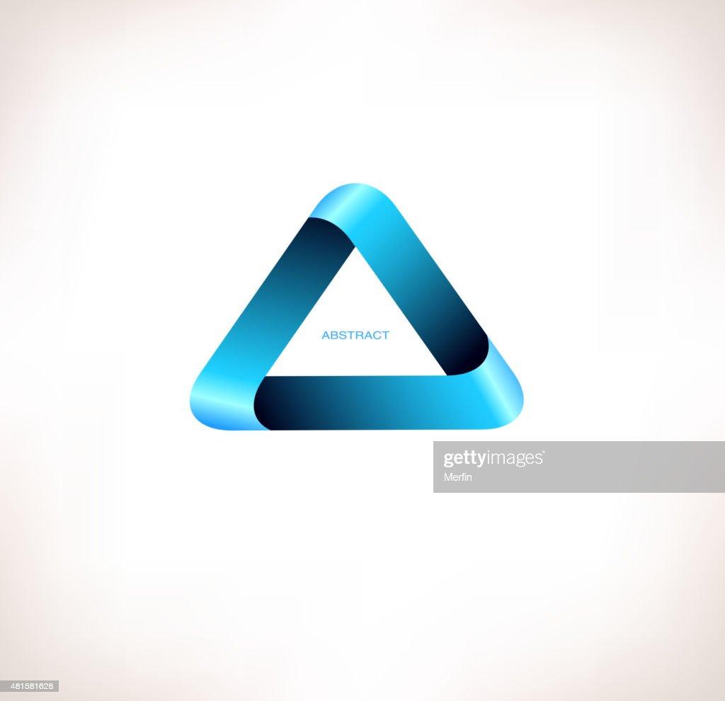 three-dimensional quality vector-icon