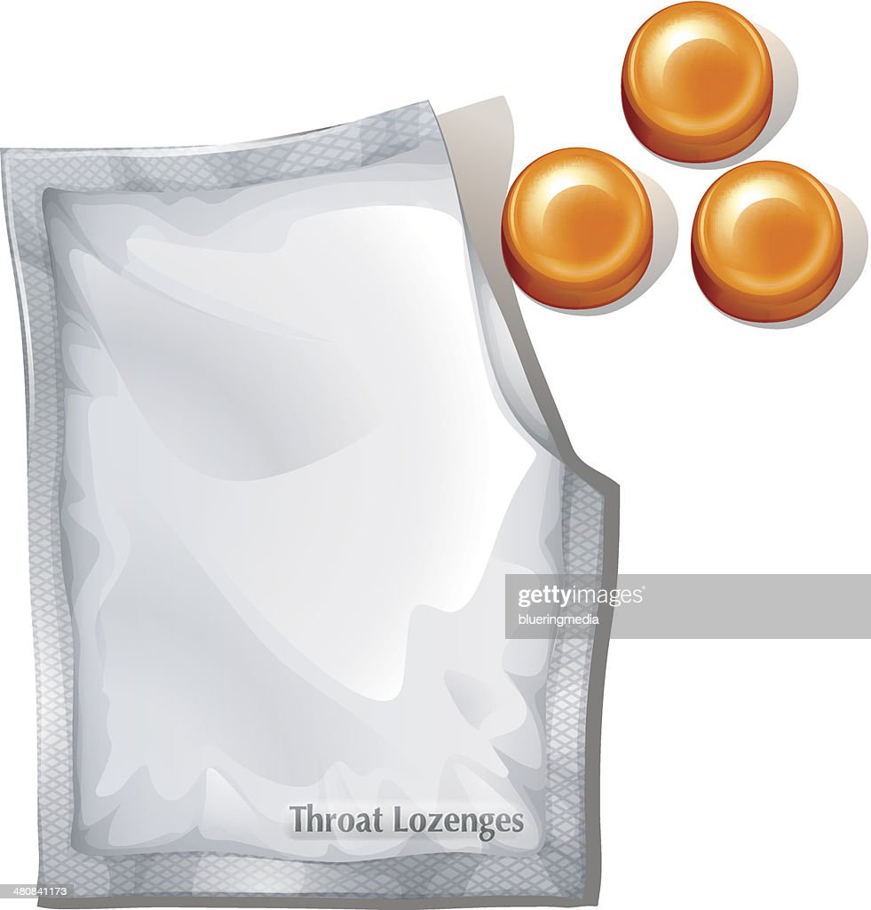 Throat lozenges