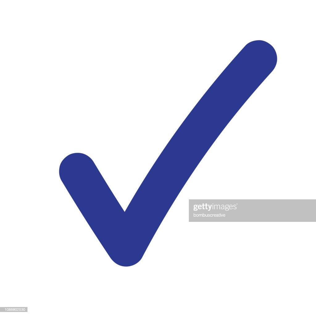 Garrapata Vector icono símbolo : Ilustración de stock