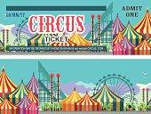 Ticket amusement park