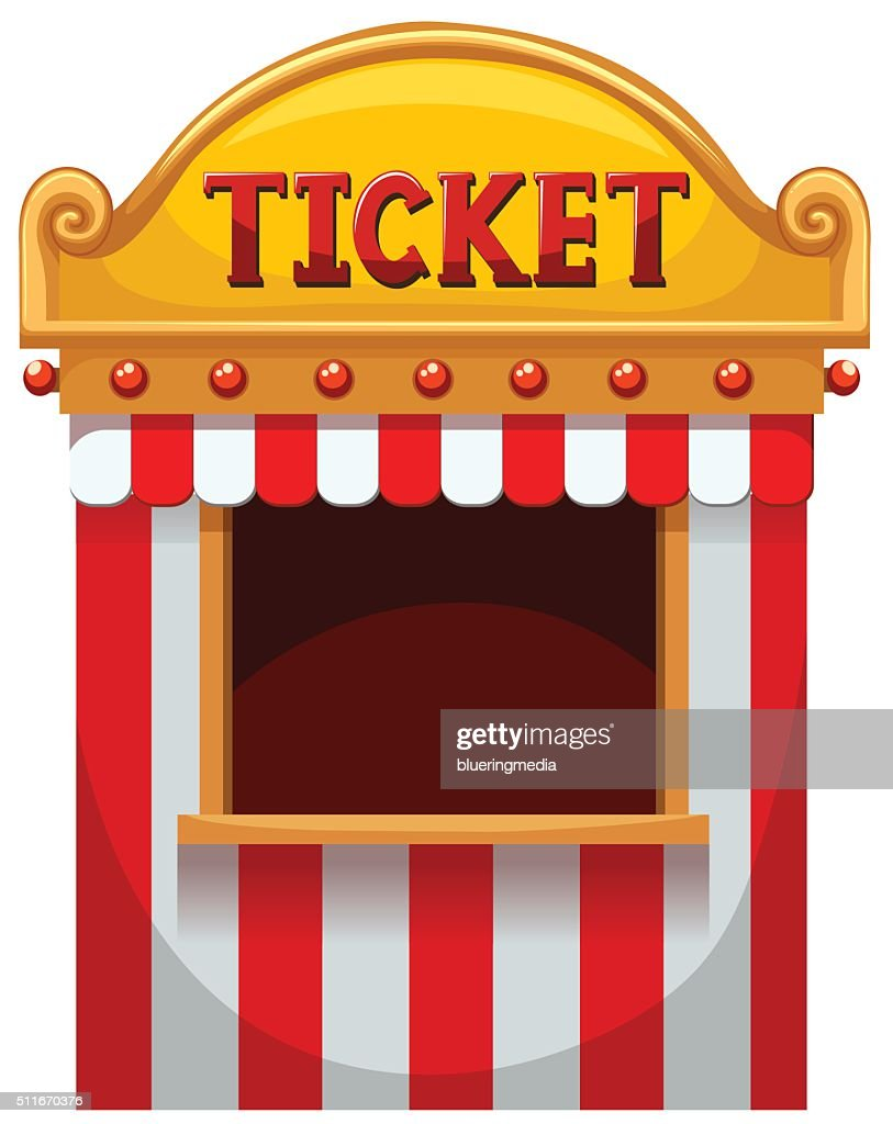 Ticket booth  carnival