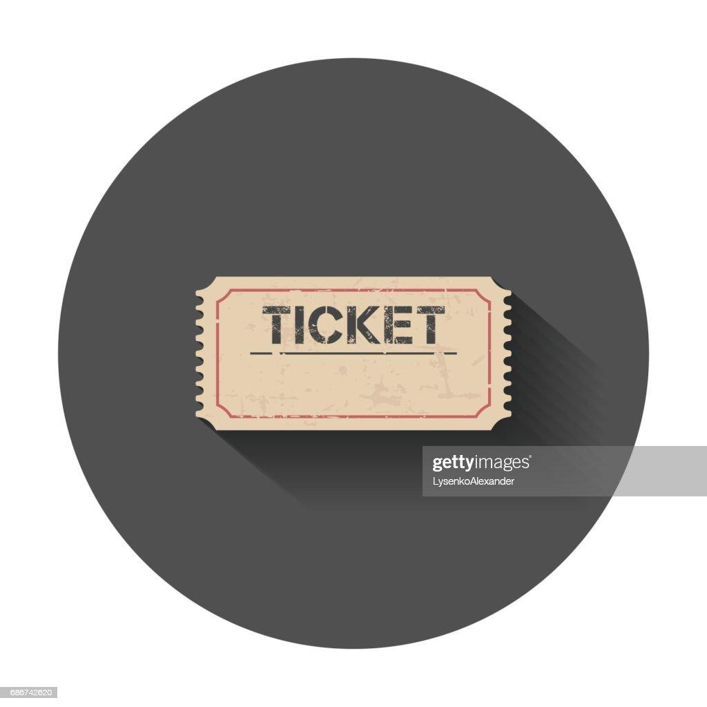 Ticket icon.