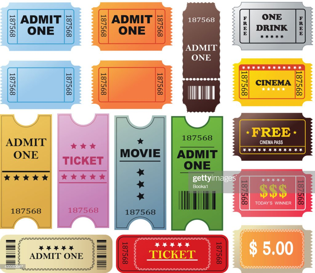 Ticket set