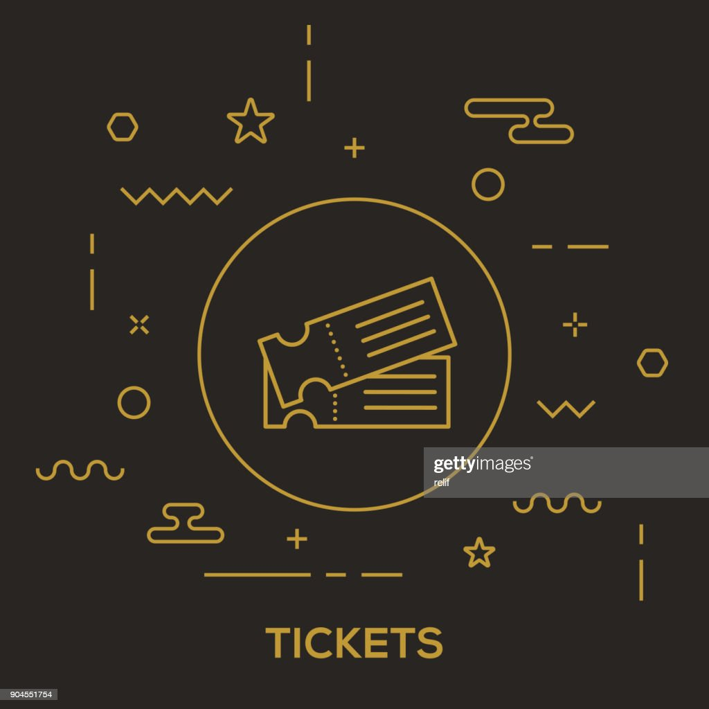 Tickets Concept