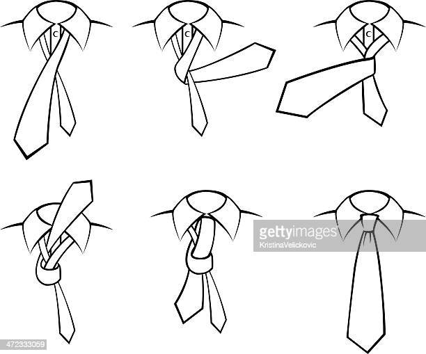 Tie simple knot