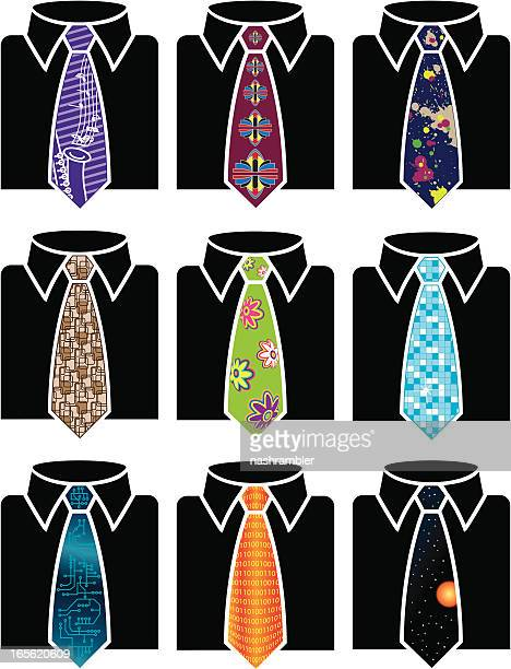 Ties of the decade