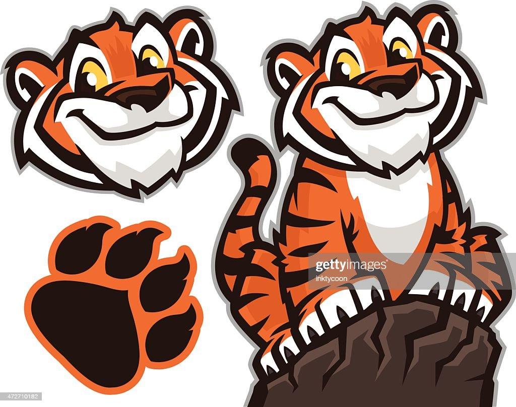 Tiger cub pack