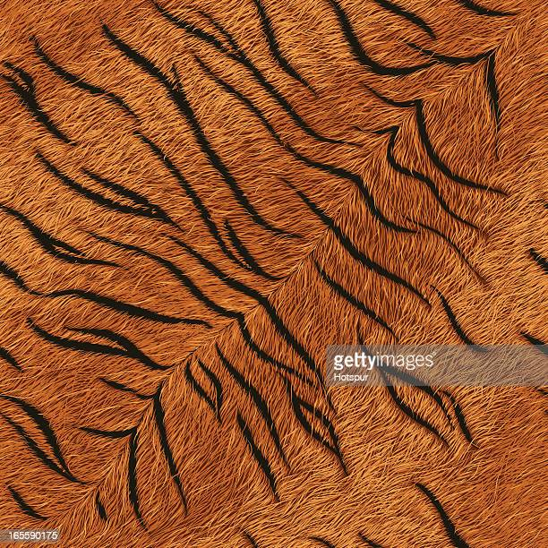 Tiger Fur (seamless tile)