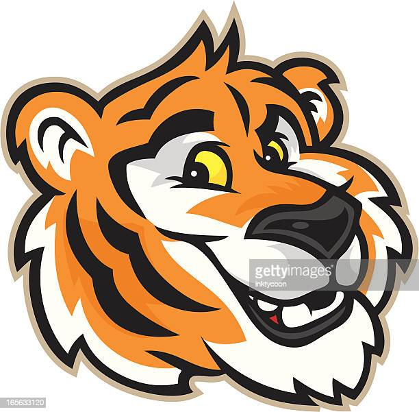 tiger stock illustrations and cartoons getty images