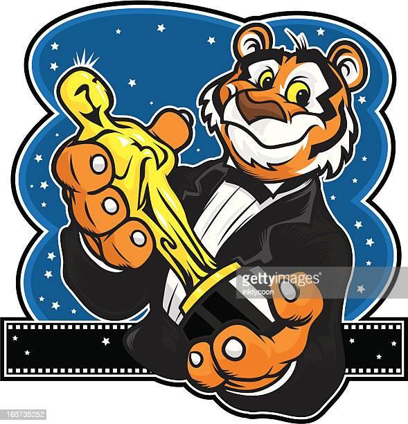 Tiger Mascot oscars