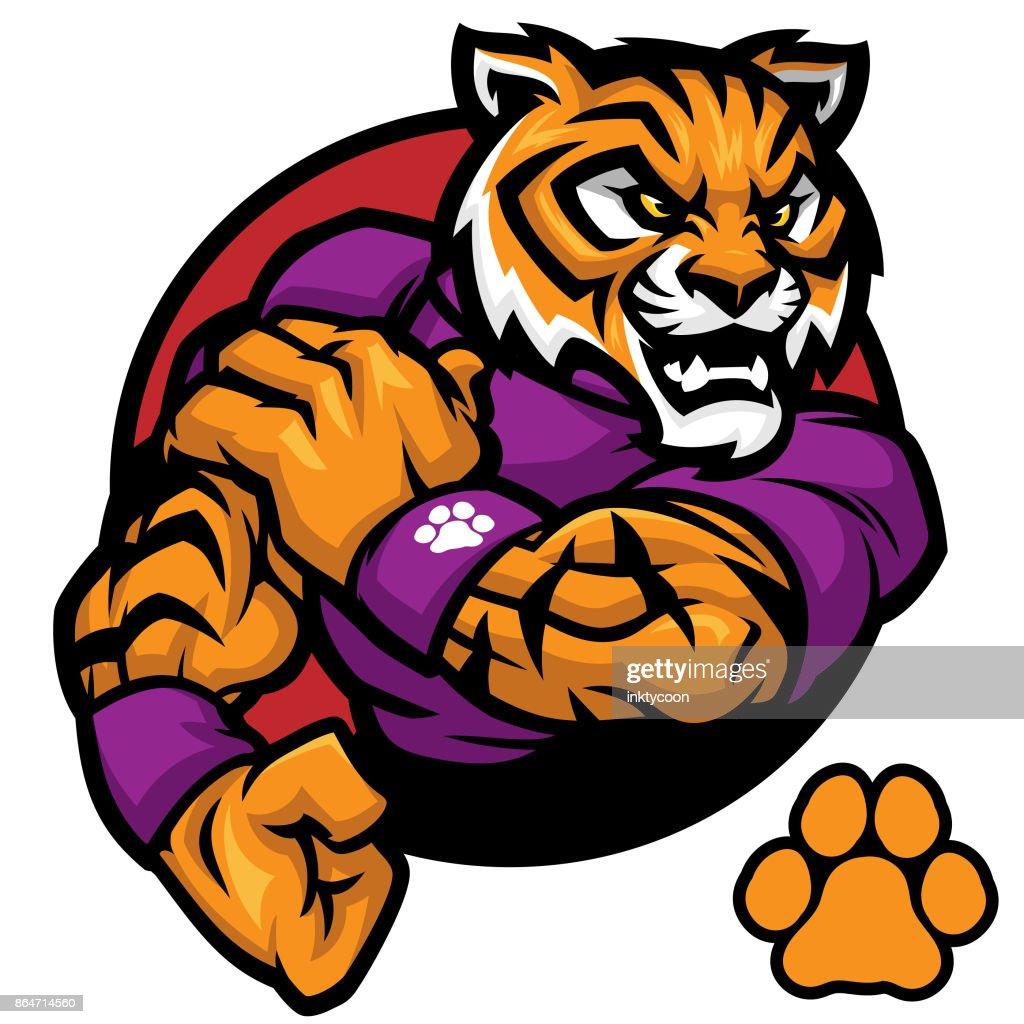 Tiger work sport pack