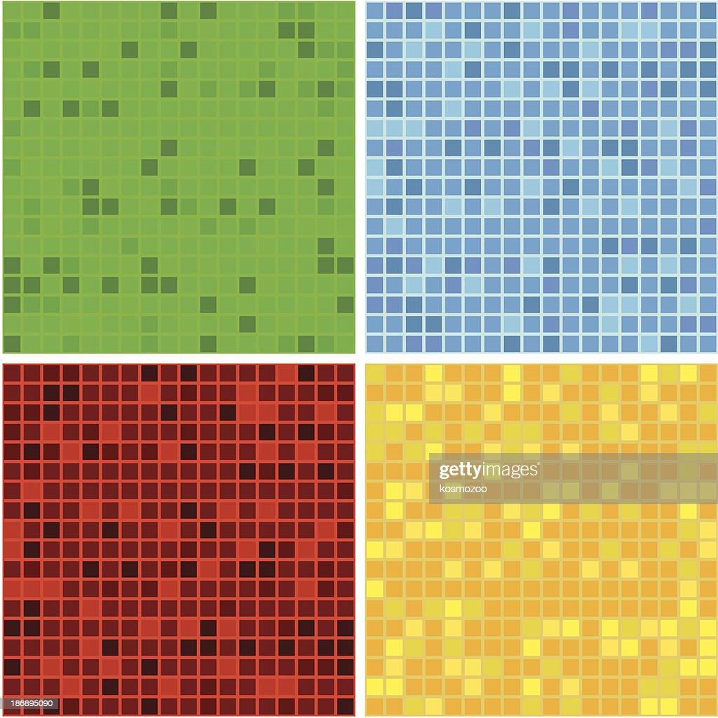 Azulejos : Ilustración de stock