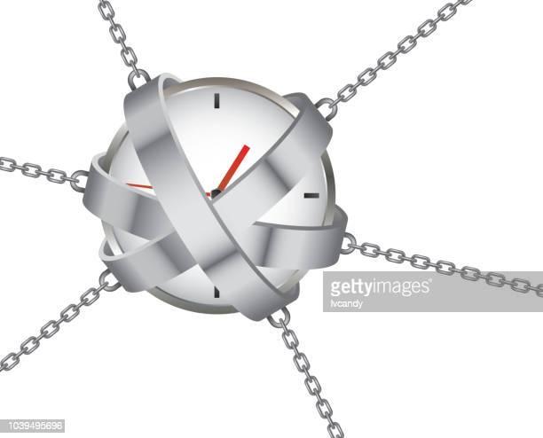 time concept - human fertility stock illustrations