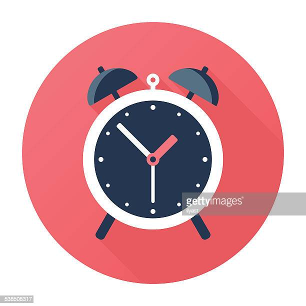 time management - alarm stock illustrations
