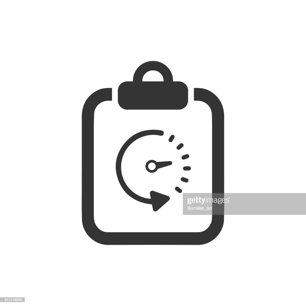 Time Schedule Icon